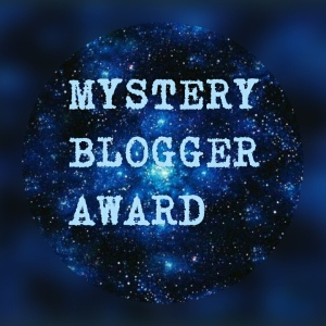 The Mystery Blog Award