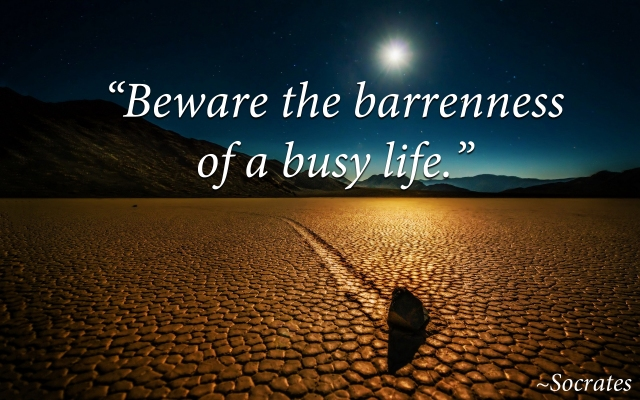 beware-the-barrenness-of-a-busy-life-socrates-quote